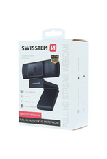 Swissten Swissten Webcam Full HD 1080P