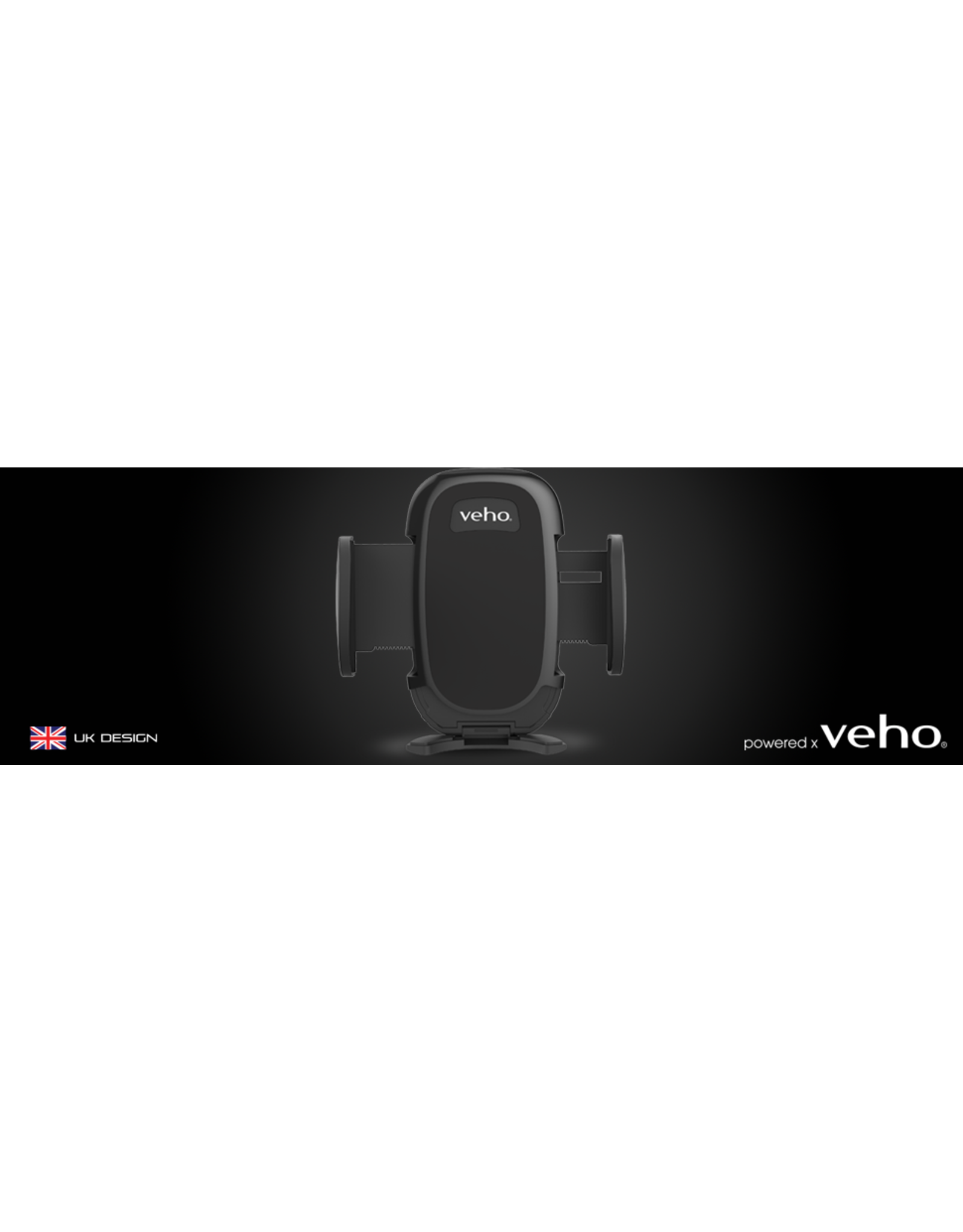 Veho Veho TA-9 Universal in-car smartphone cradle with quick release
