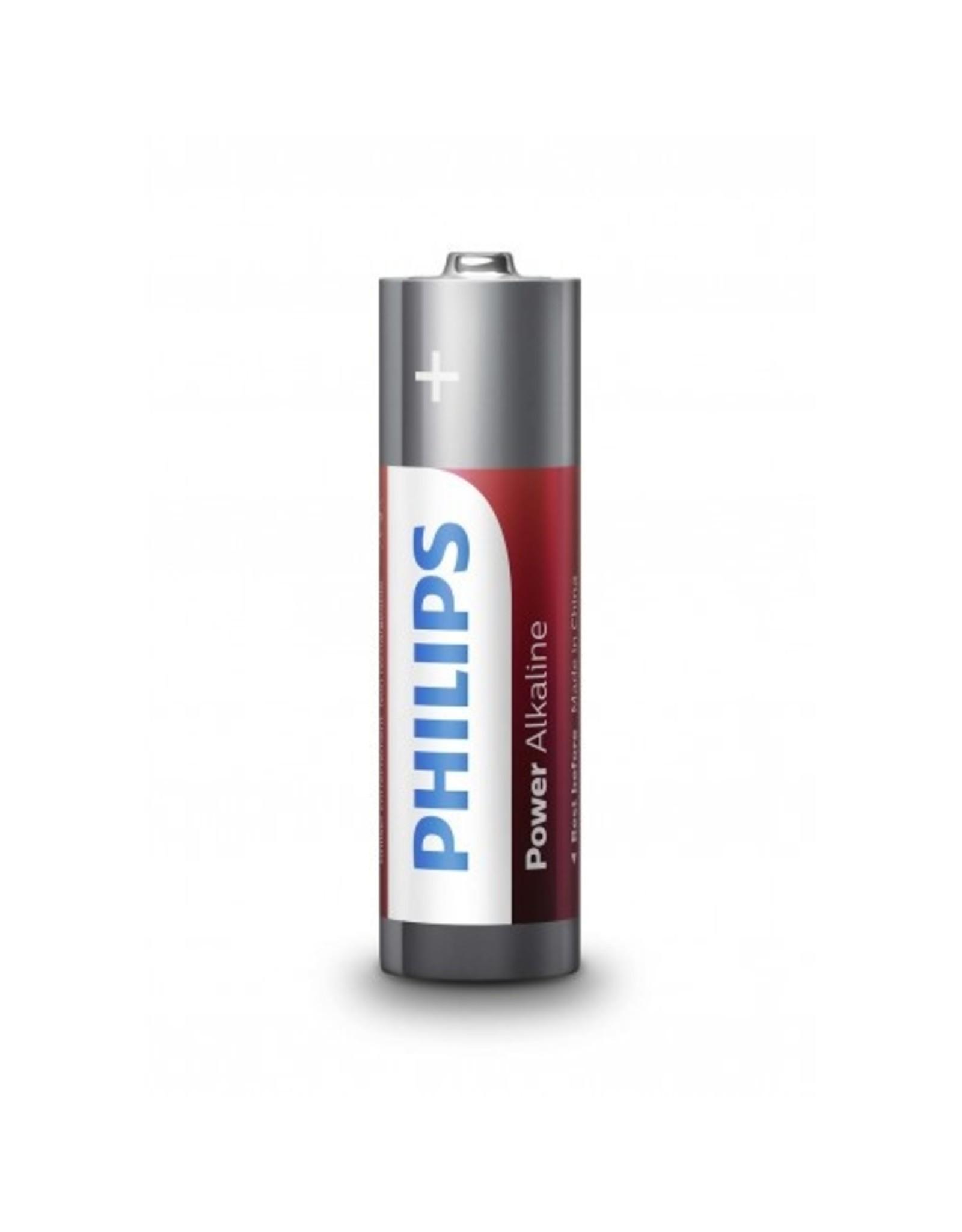 Philips 36-pack Philips Power Alkaline Batterijen - AA of AAA