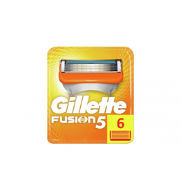 6-pack Gillette Fusion5