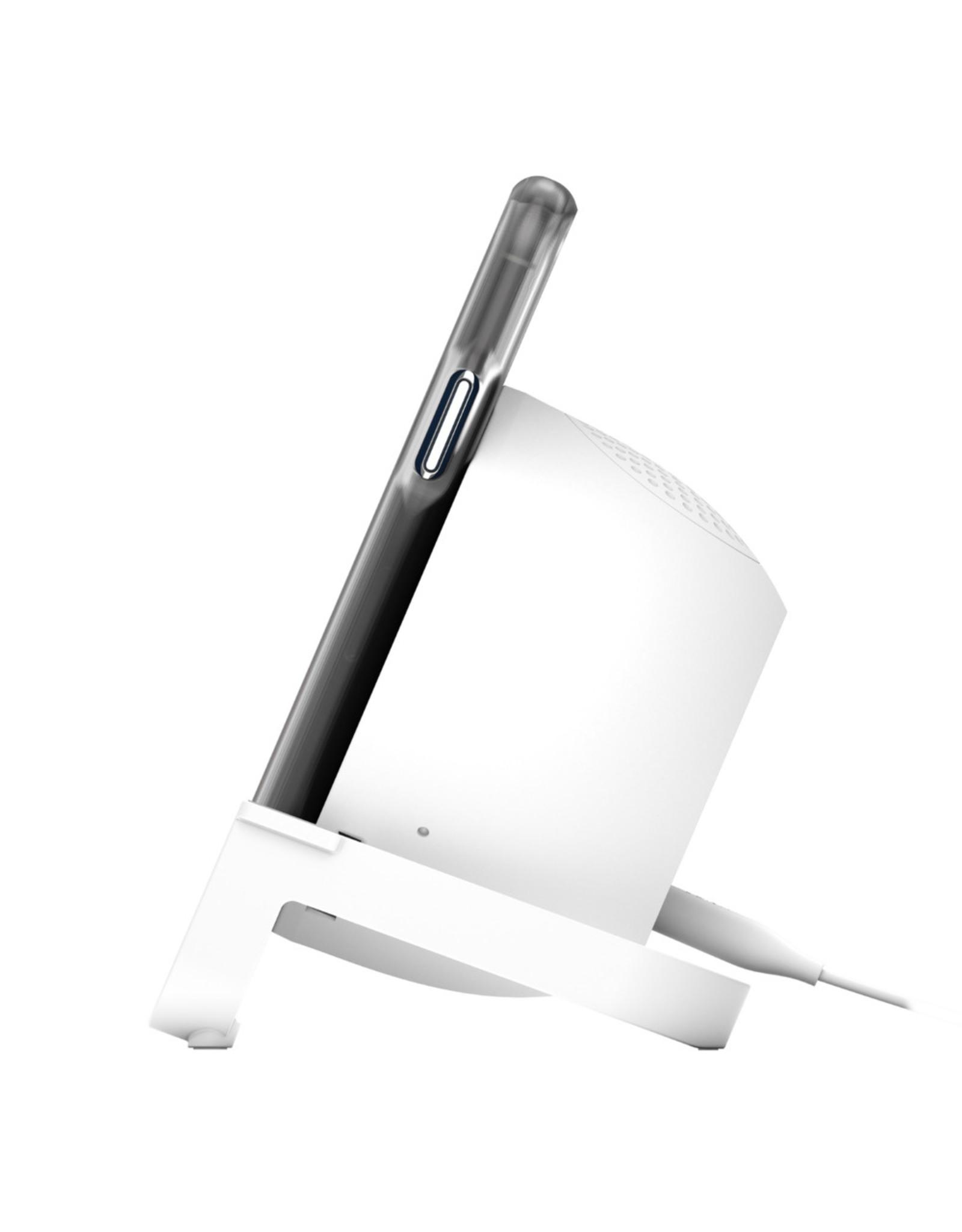 Belkin Belkin BOOST CHARGE draadloze laadstandaard + luidspreker