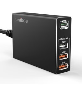 UNIBOS UNIBOS 4 Port 90W QC4+ Super Charger