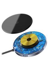 Baseus Baseus Circular Mirror 6-in-1 Qi Wireless Charger and Hub