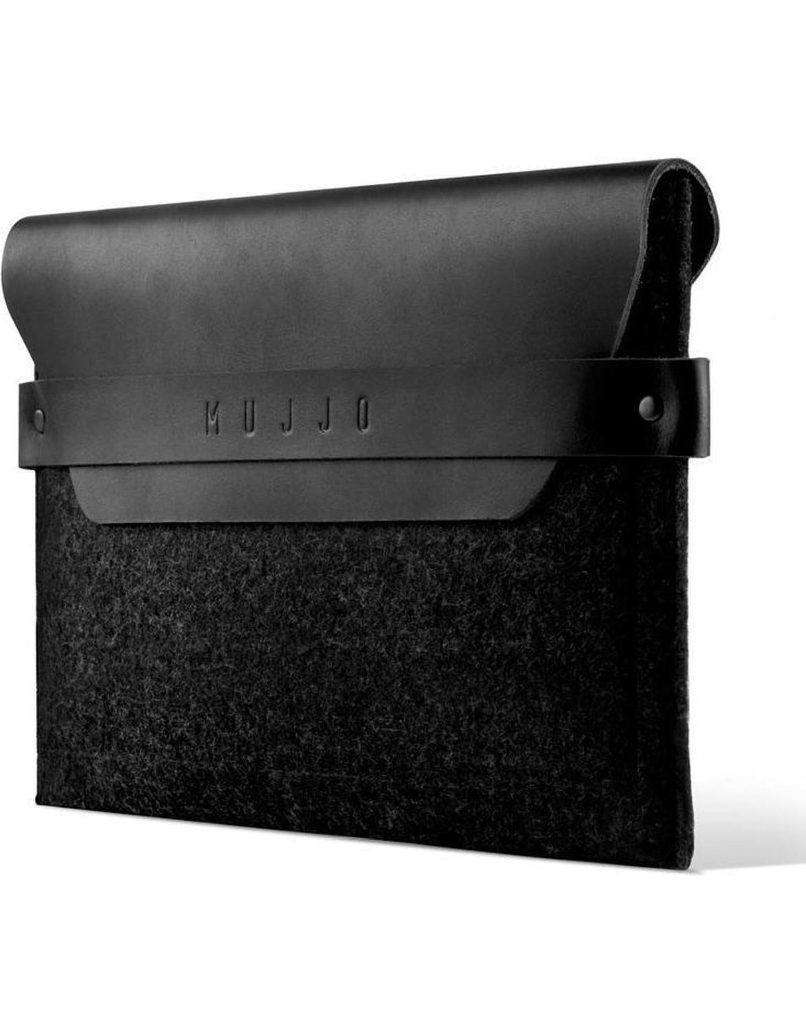 Mujjo Mujjo Slim Fit iPad Mini Sleeve - Black