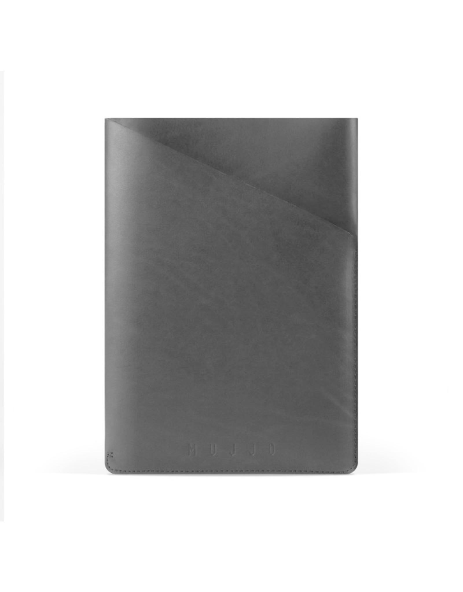 Mujjo Mujjo Slim Fit iPad Air Sleeve - Black