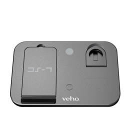 Veho Veho DS-7 Qi wireless charging station with LED night light