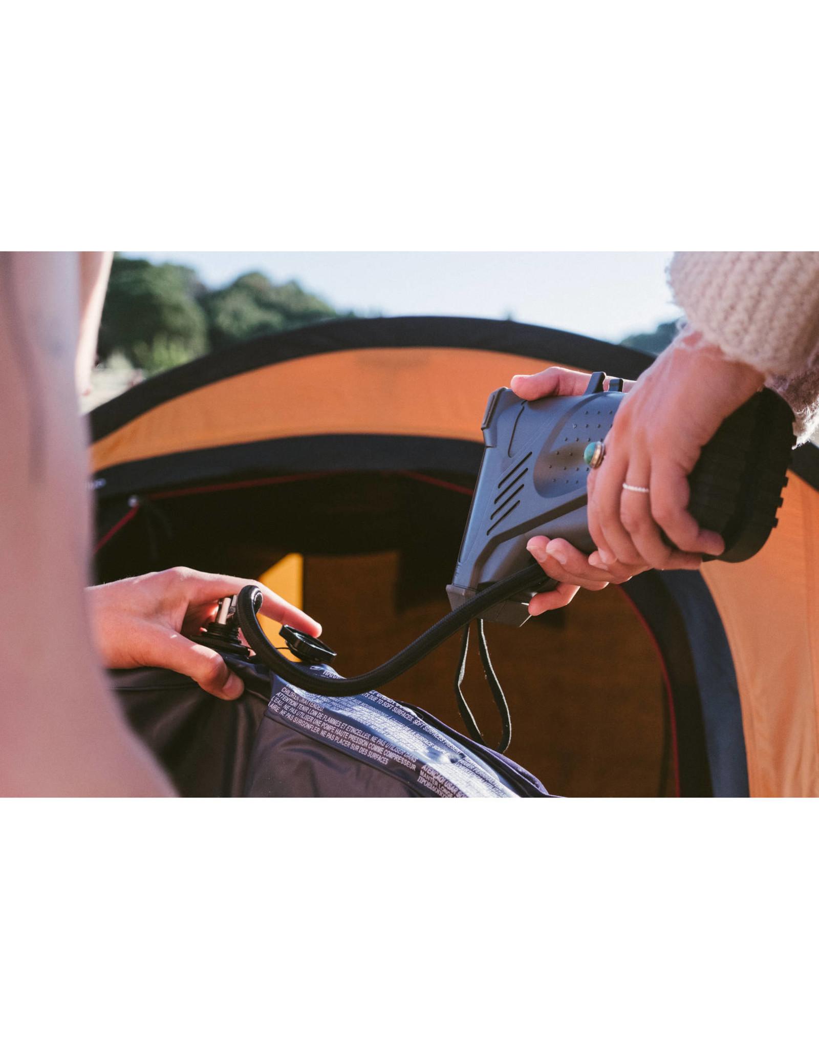 Vizu VIZU ExtremeX Handheld 150 psi Air Compressor with a built in 6000 mAh powerbank