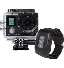 Vizu VIZU Extreme X8S Wi-Fi 4K action camera incl. wrist remote