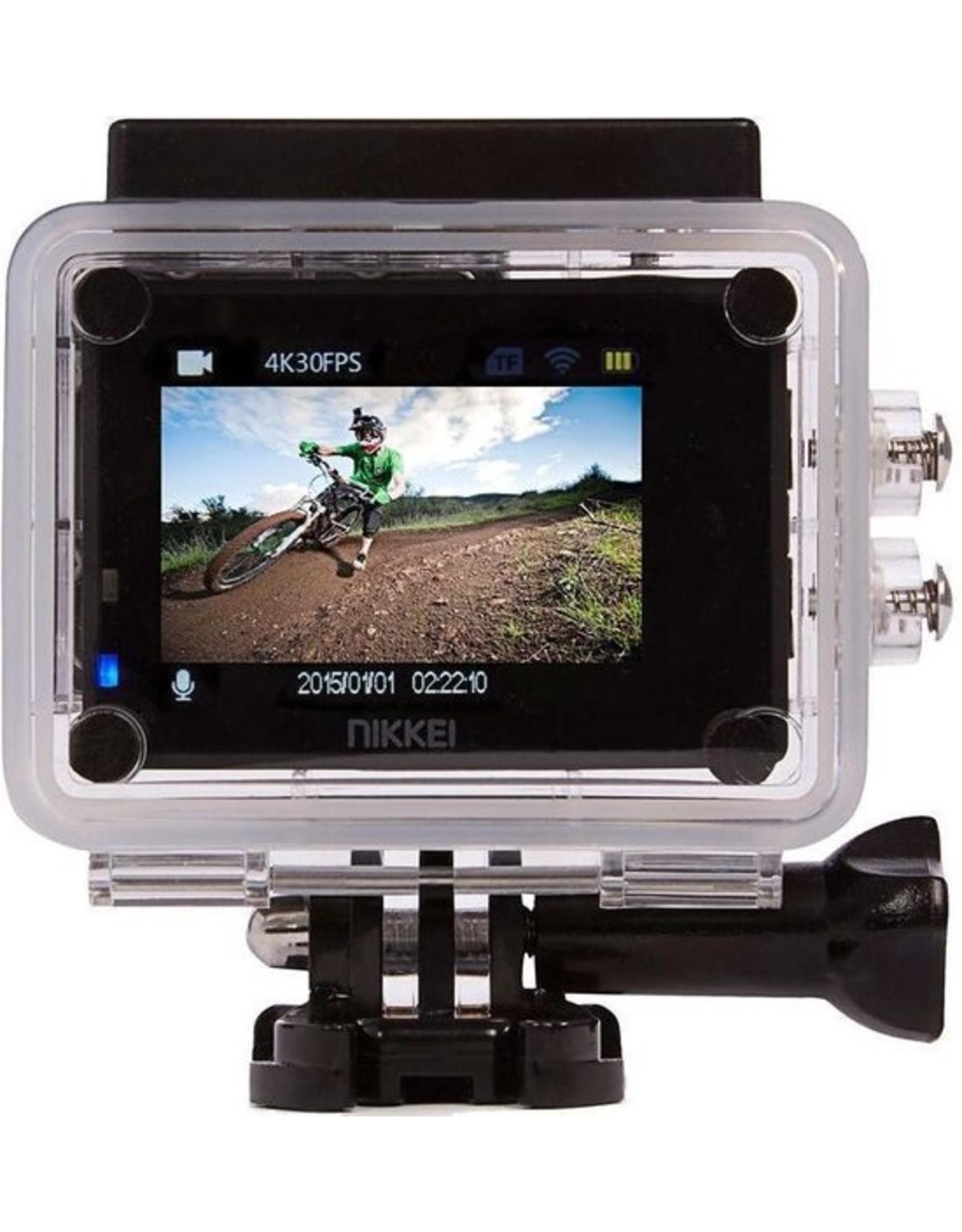 Vizu VIZU Extreme X6S Wi-Fi 4K action camera