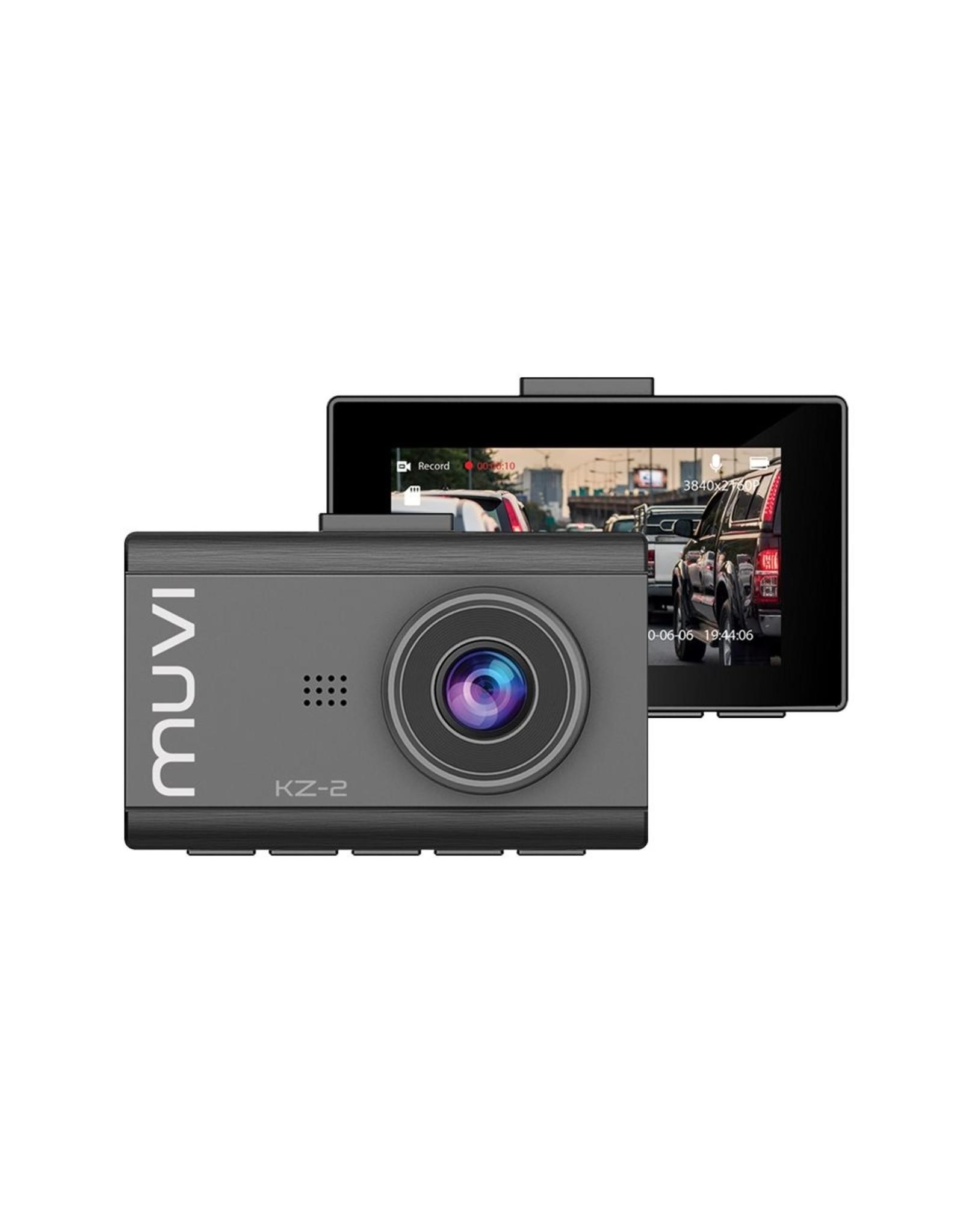 Veho Veho Muvi KZ-2 Pro Drivecam 4K Dashcam - (VDC-003-KZ2)