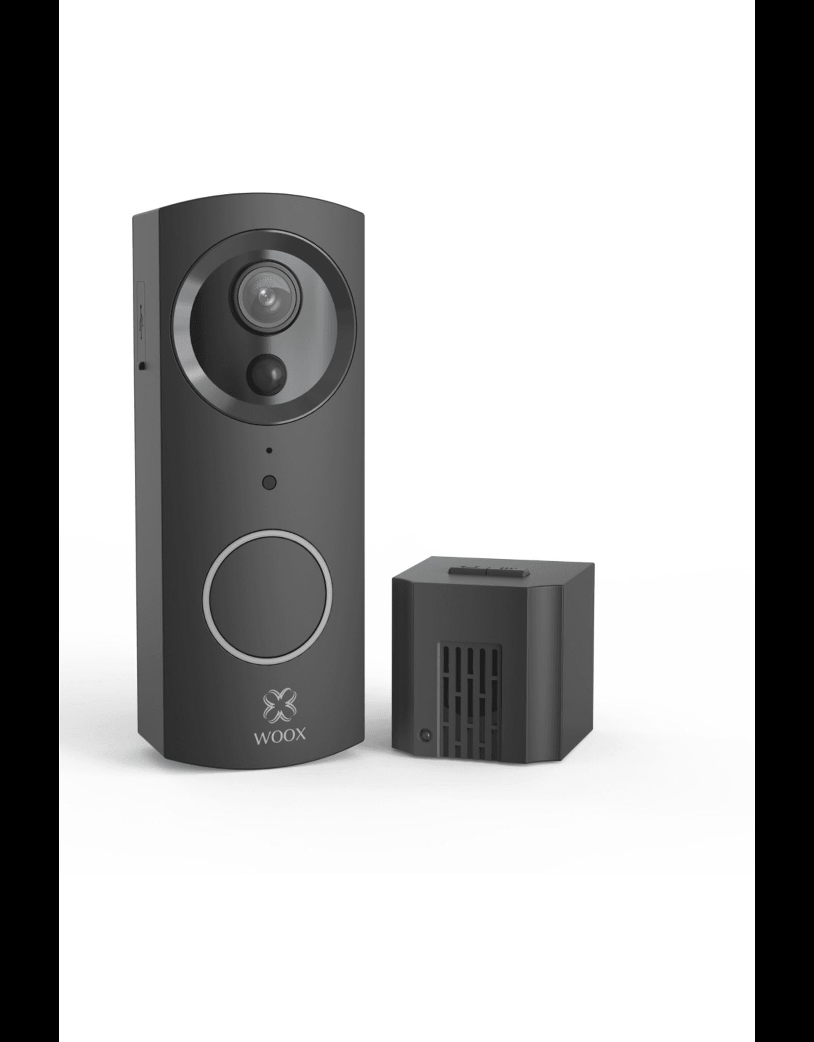 Woox Home Smart WiFi Video Doorbell & Chime   R9061