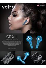 Veho Veho STIX II True Wireless Bluetooth Earphones