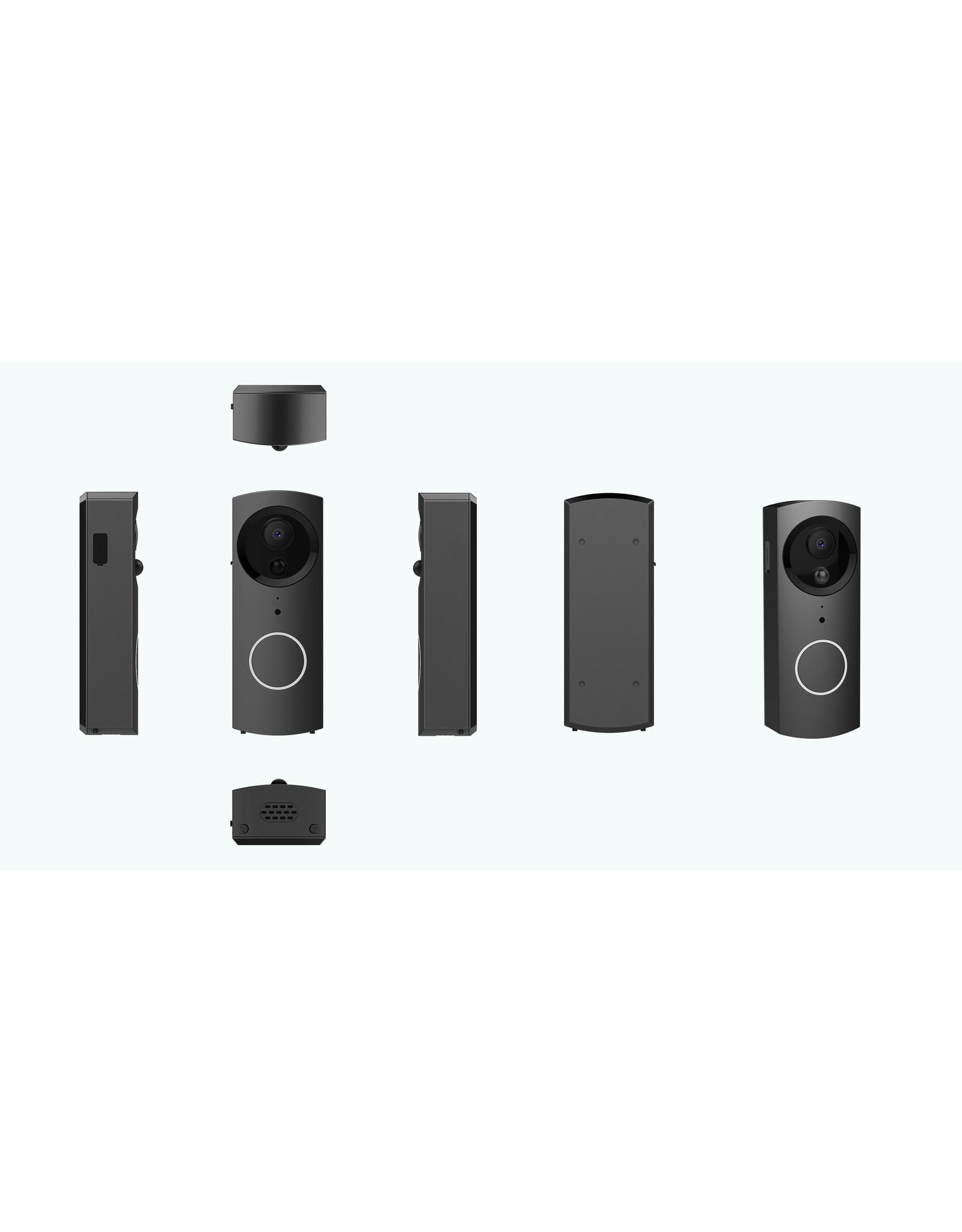 Woox Home Woox Smart WiFi Video Doorbell & Chime   R9061