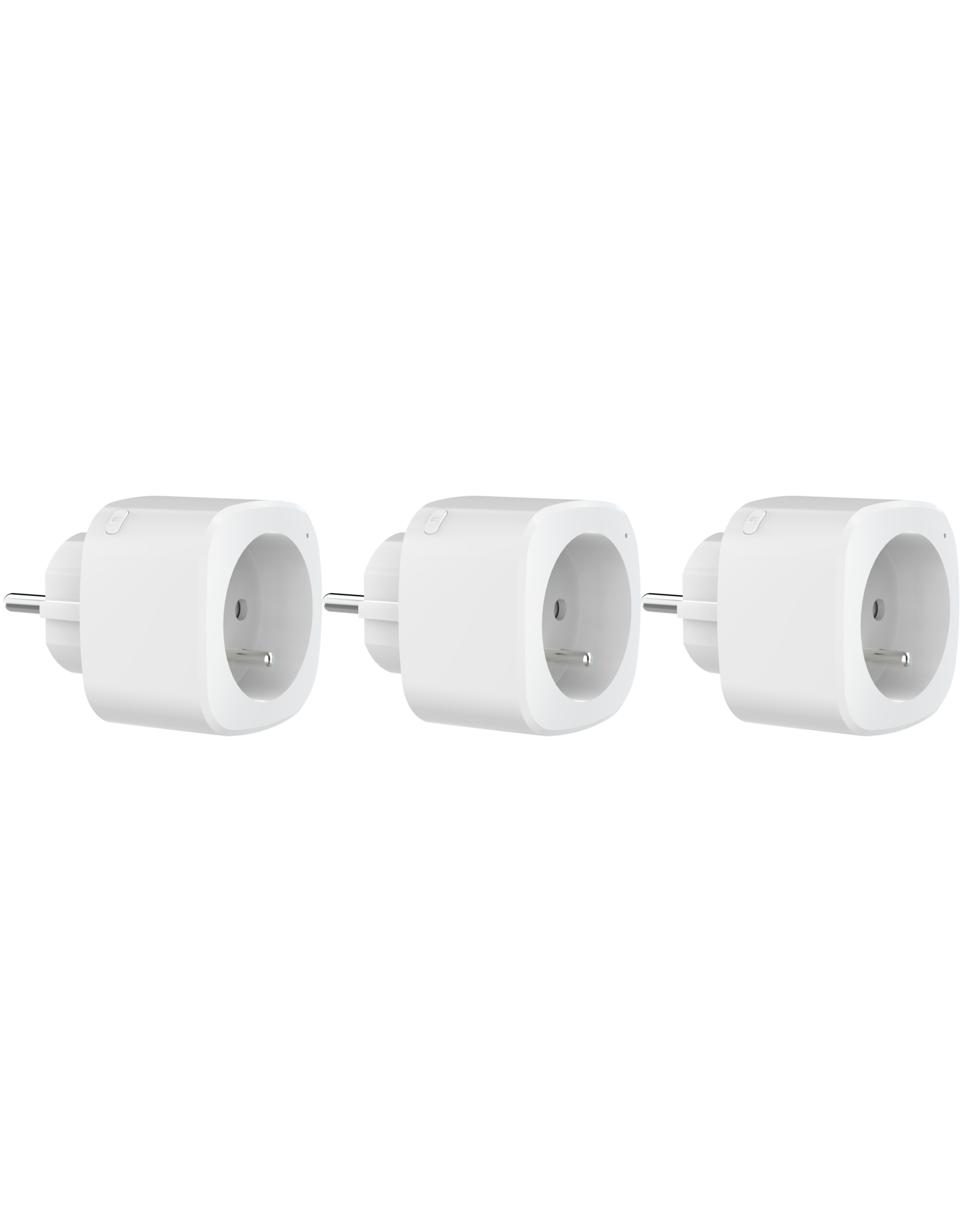 Woox Home 3-pack  Woox Smart Plugs  | R4152 | Belgium and France