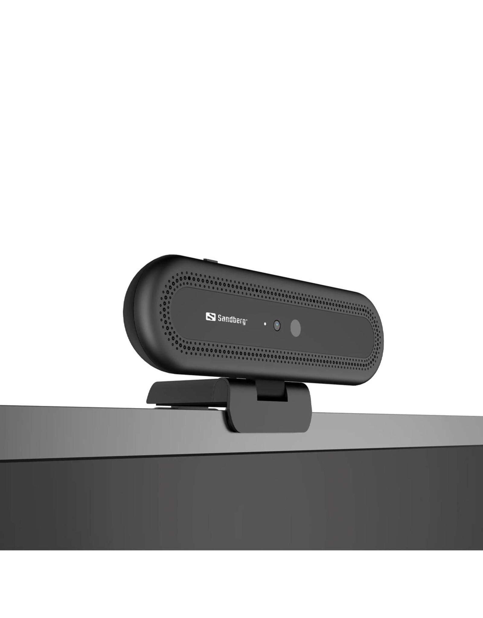 Face Recognition Webcam 1080P