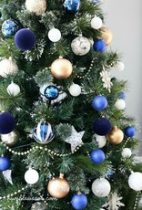 Iced Blue Kerstboom