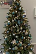 Iced Blue Kerstboom