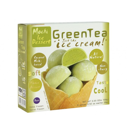 Buono Mochi Ice Dessert Green Tea