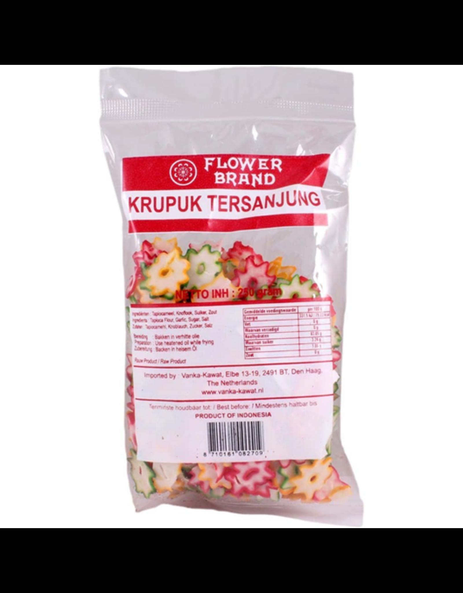 Flower Brand Krupuk Tersanjung