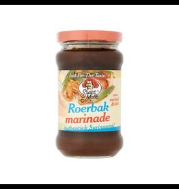 Sweet Moffo Marinade Roerbak
