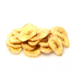 Deli Nuts Bananenchips gezoet