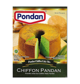 Pondan Chiffon Pandan