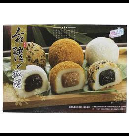 Yuki & Love Mochi Assorti gevulde rijstcakejes
