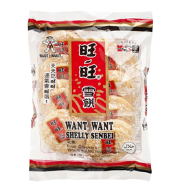 Want Want Shelly Senbei Rice Crackers