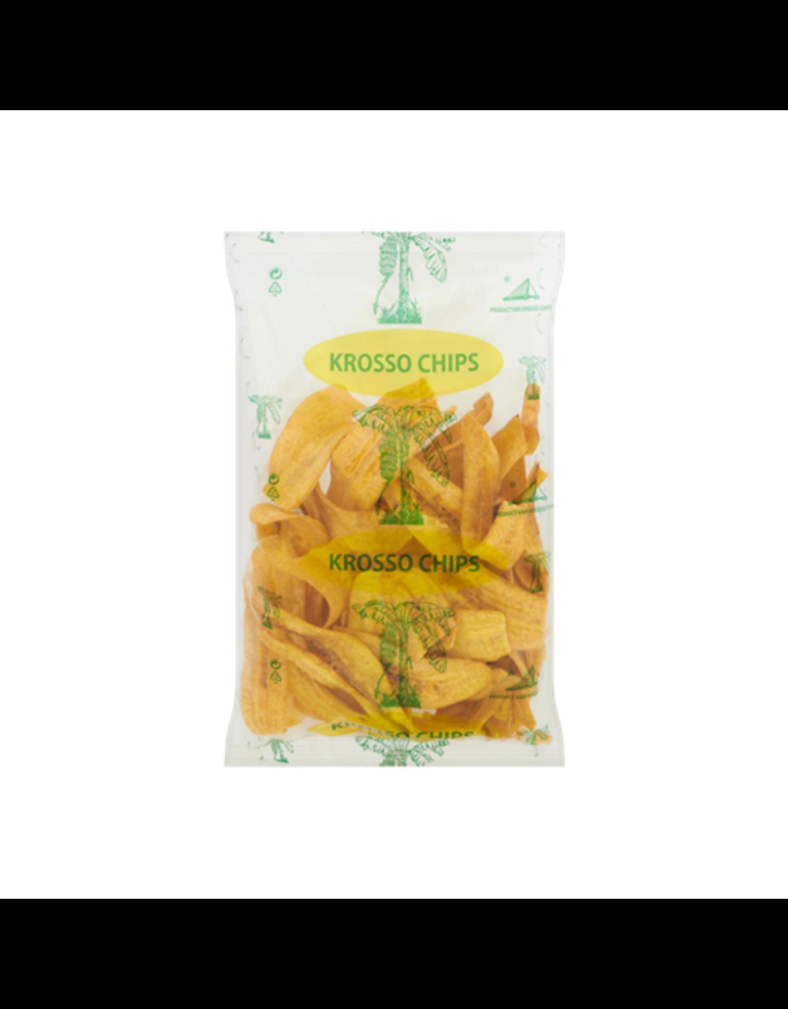 Krosso Bananen Chips Lang