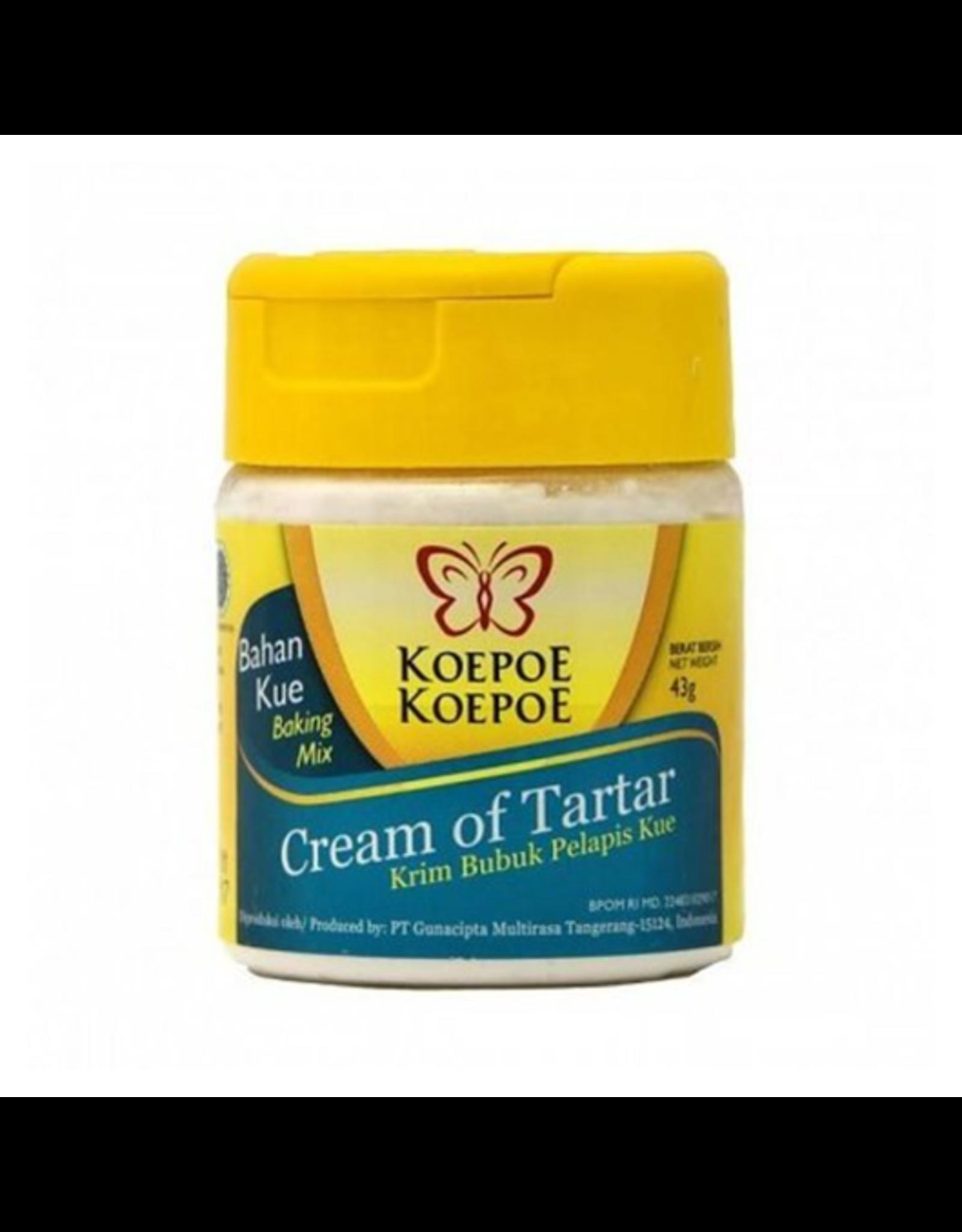 Koepoe Koepoe Cream of Tartar