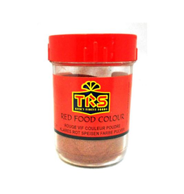 TRS Rode Levensmiddelen Kleurstof