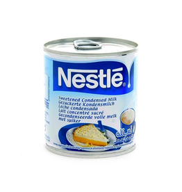 Nestle Gecondenceerde Volle Melk met zuiker
