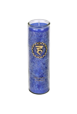 Yogi & Yogini Chakra Candle 5 Vishuddha