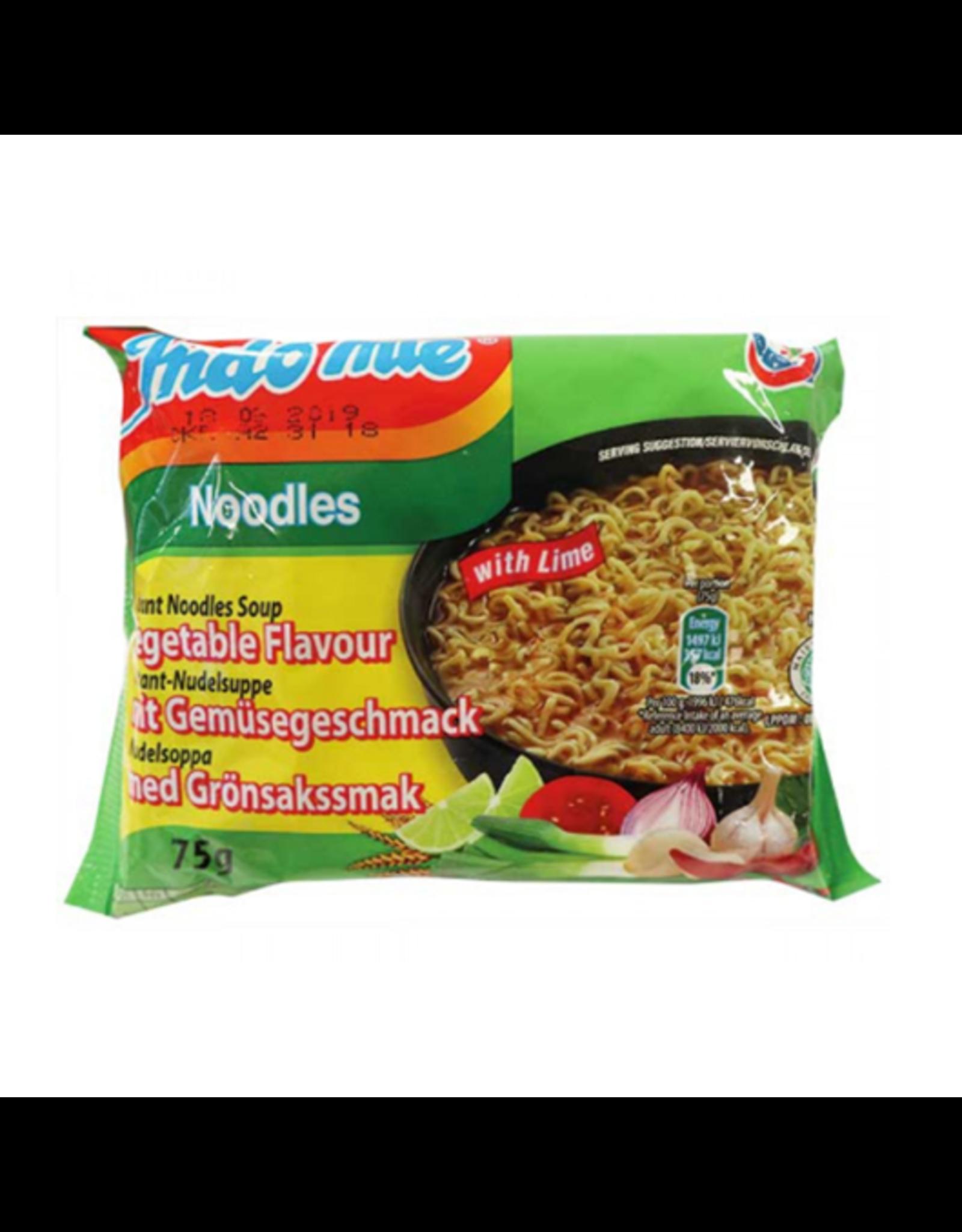 Indomie Bamisoep Vegetable-Lime