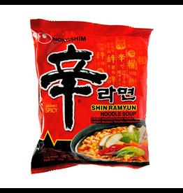 Nongshim Shin Ramyun Gourmet Spicy