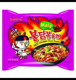 Samyang Hot Chicken Flavor Ramen Mala