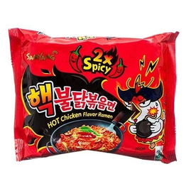 Samyang Hot Chicken Flavor Ramen 2x Spicy