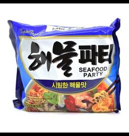 Samyang Seafood Party