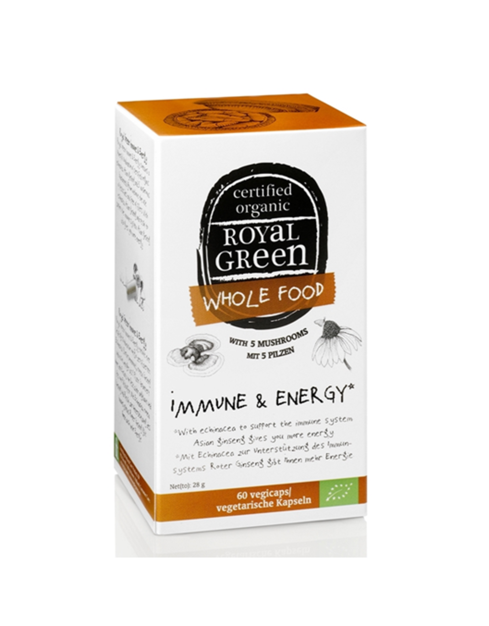 Royal Green Immune & Energy