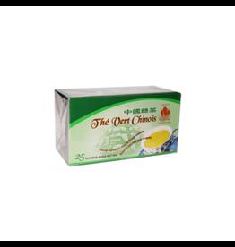 Golden Sail Brand Chinese Green Tea 25 bags