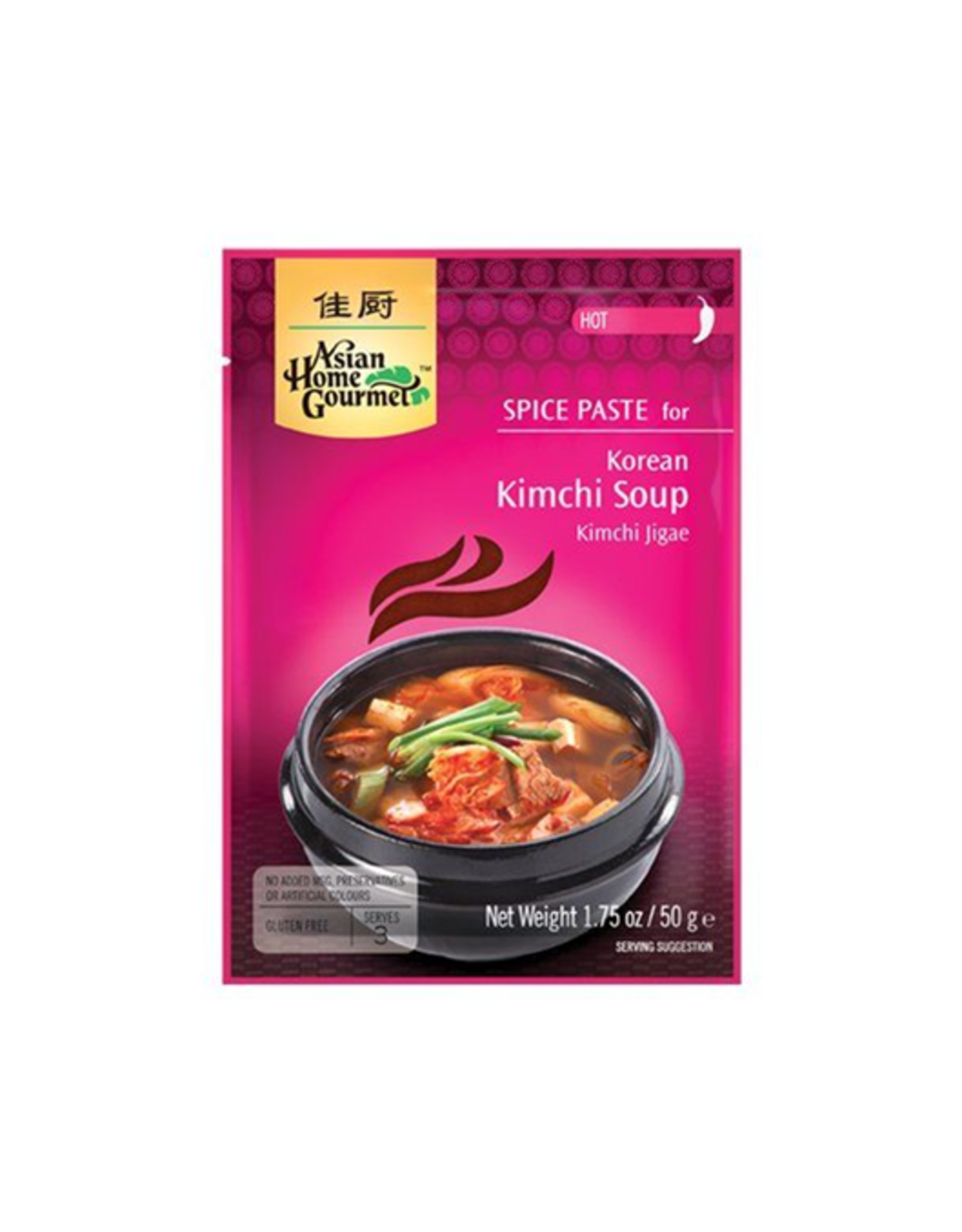 Asian Home Gourmet Koreaanse Kimchi Soup