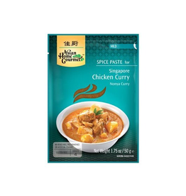Asian Home Gourmet Singapore Chicken Curry