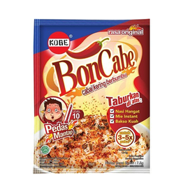 Kobe Bon Cabe Sambal Tabur