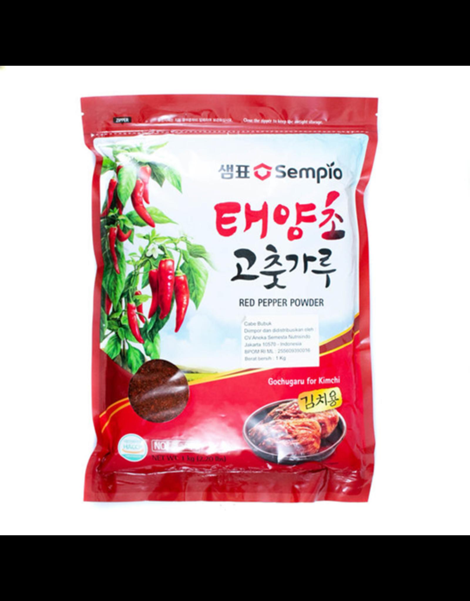Sempio Gochugaru Red Pepper