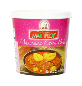 Mae Ploy Massaman Curry Paste