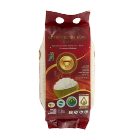 Golden Royal Bowl Thai Home Mali Pandan- Jasmijnrijst