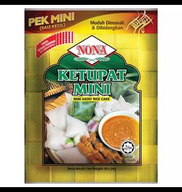 Ketupat Nona Mini Lontong / Rijstcake 8x25 gr