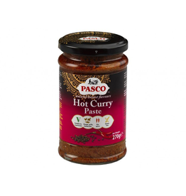 Pasco Hot Curry Paste