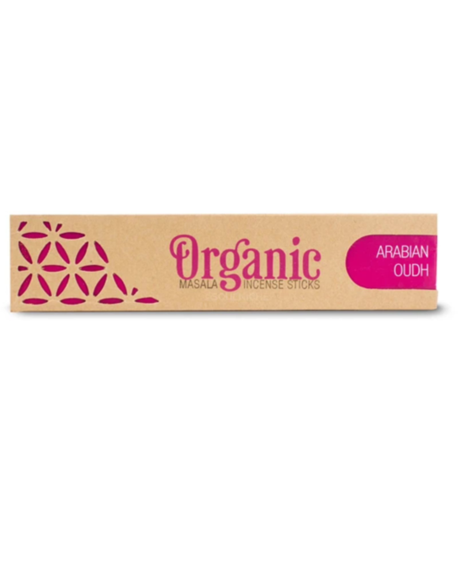 Organic Goodness Arabian oudh