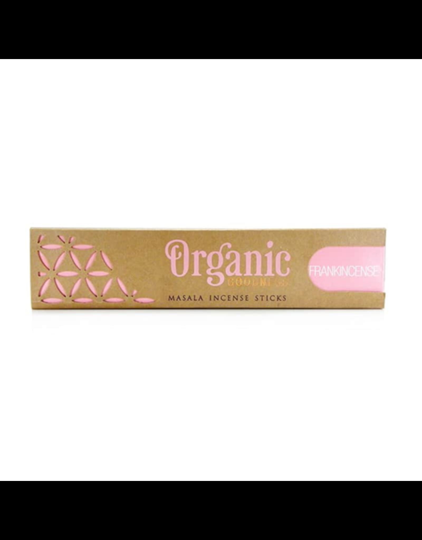 Organic Goodness Frankincense